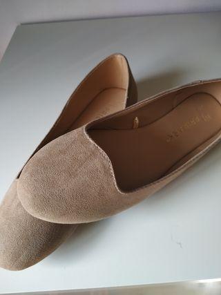 zapato bailarina Primark 37 36