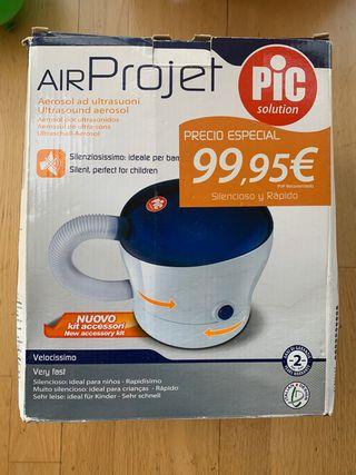 Aerosol Nebulizador Air Projet