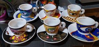 juego de café expreso ZELLER original y nuevo