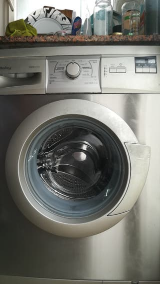 lavadora balay inox 7 kg