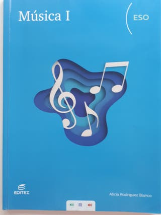 Música I 2°ESO Editex