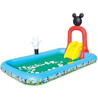 piscina hinchable Mickey