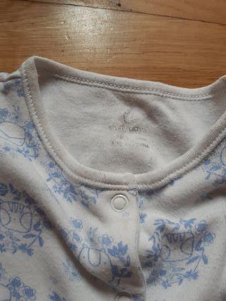 901. pijama algodon 18 meses