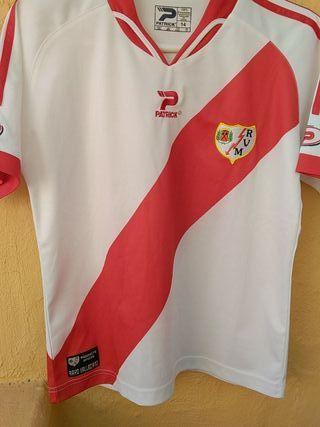 Camiseta niño Rayo Vallecano
