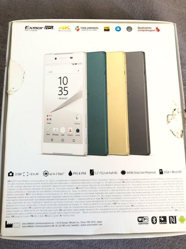 Sony Xperia Z5 *NUEVO*