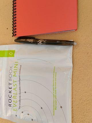 Agenda RocketBook Everlast Mini.