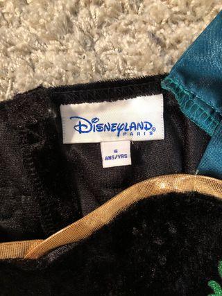 Disfraz Anna (Frozen) Disneyland