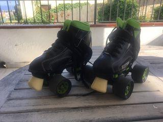 Patines iniciacion hockey 4 ruedas