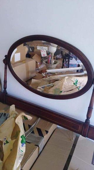 espejo de vitage