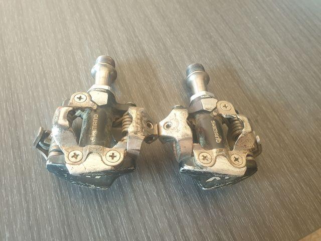 Pedales Automaticos Shimano deore XT