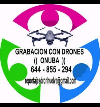 eventos con drones