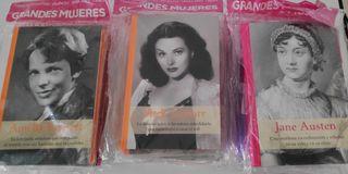 Colección Libros Grandes Mujeres