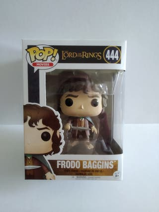 Funko POP The Lord Of the Rings - 444 Frodo.