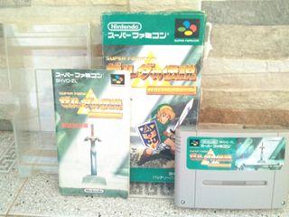 juego Zelda famicom completo