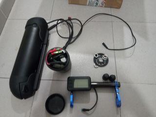 Kit eléctrico bici carretera