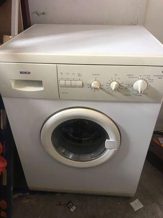 Lavadora secadora Bosch WVF 2401