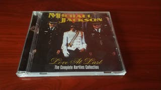 CD Love At Last Michael Jackson