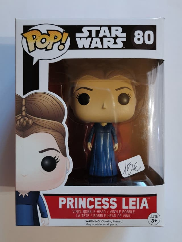 Star Wars Funko Pop Princess Leia