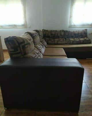 Sofa Cheslon Rinconero con Arcón