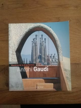maestros de la arquitectura, Antoni Gaudí