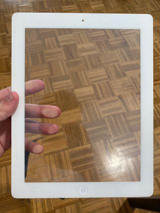 Cristal táctil de iPad nuevo