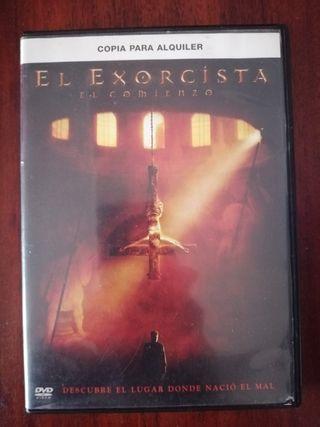 Lote de 10 películas en formato DVD