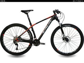 Bici SAVA Carbono Gama 2020 Oferta