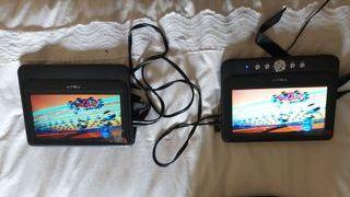 Reproductor de video para coche