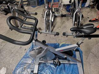 Mantenimiento bicicletas de spinning