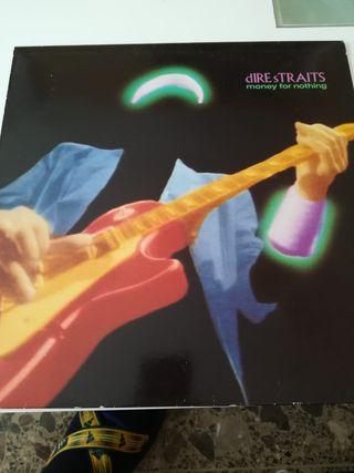 Vinilo Dire Straits. Money for nothing