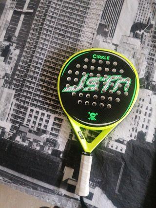 raqueta de paddel