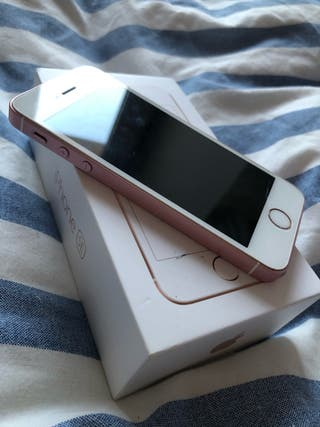 iPhone SE rosa 64Gb