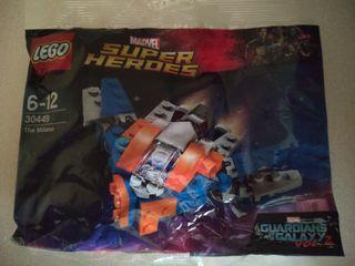 Nave de Lego original Guardianes de la galaxia