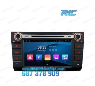 "NAVEGADOR SUZUKI SWIFT ANDROID 8.1 LCD TÁCTIL 7"" W"