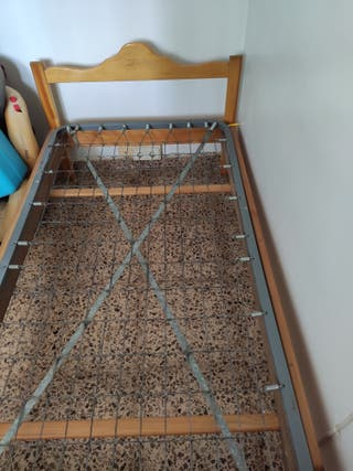 cama completa 90 cm