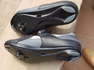 Zapatillas calas bici