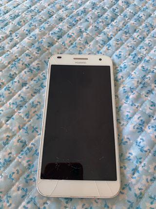 Huawei ascend g7 para piezas blanco