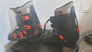 Botas esqui Salomon Evolution talla 43