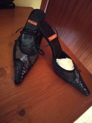 zapato de mudar