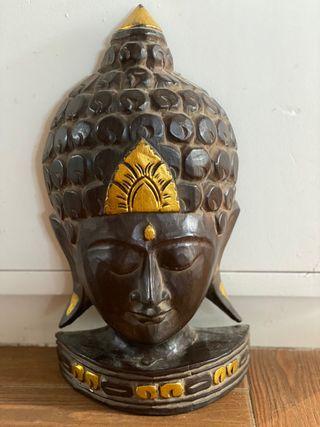 Mascara africana de pared