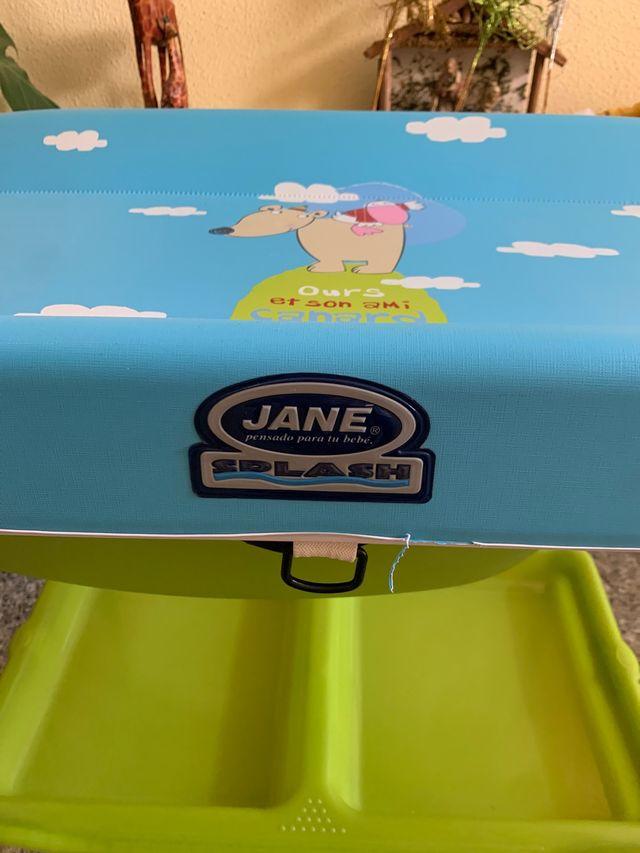 Bañera de Jane con cambiador