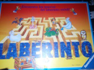 juego de mesa el laberinto