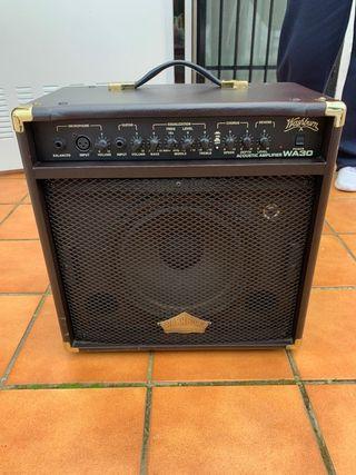 Amplificador acústico 30 w