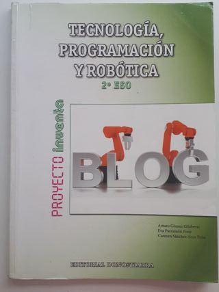 Tecnología, programación y robótica. 2° ESO