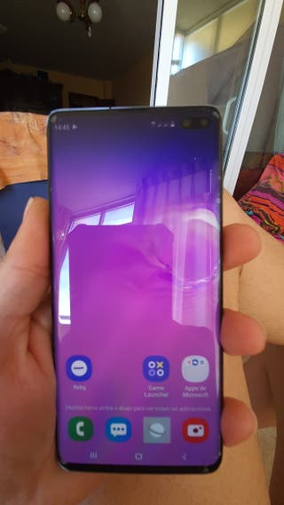Samsung Galaxy S10 plus 512g