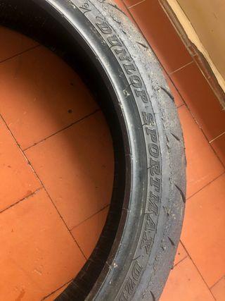 Neumático Dunlop 212