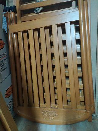 2 Cunas de madera