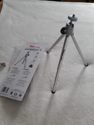 trípode cámara
