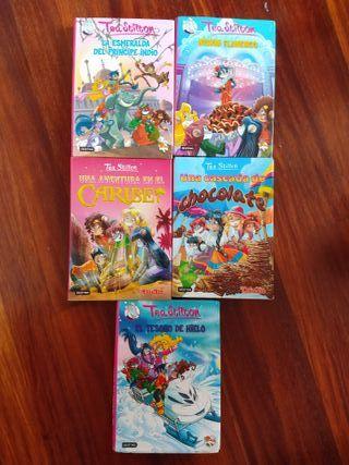 Libros juveniles - Tea Stilton