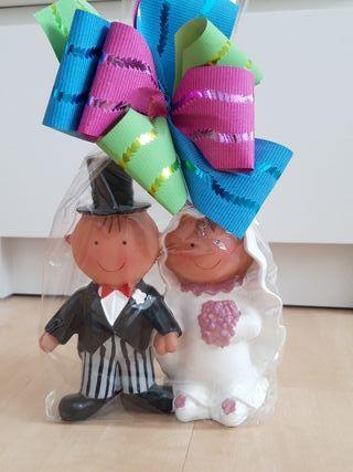 Muñecos boda.